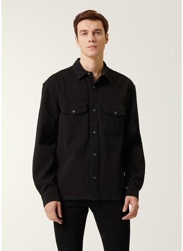 Kenzo Gömlek Siyah